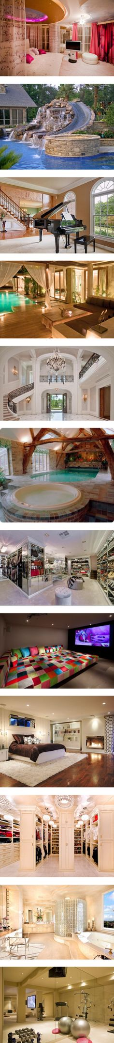 I only need these rooms in my house