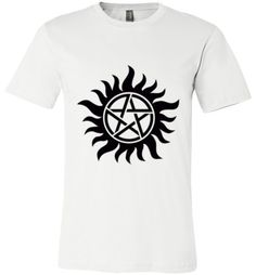 Supernatural T-Shirt - Unisex  Starting from 17.99 a supersoft tee for Supernatural Fans