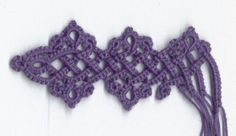 celtic tatting - love this, should see if I can figure it out