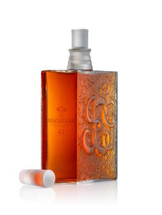 LALIQUE - MACALLAN | The Macallan 62 years old in a Lalique decanter