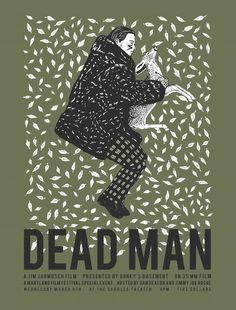 Dead Man. Jim Jarmusch.