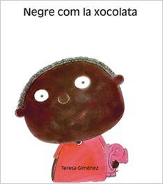 """Teresa Giménez. """"Negre com la xocolata"""". Editorial Tàndem. (3 a 6 anys). Està a la biblio. Coin Purse, Purses, Children's Literature, Handbags, Coin Purses, Wallets, Wallet"""