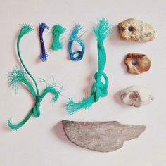 scraps of us - beach treasures