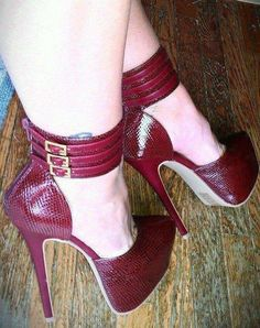 Fantastic Cross Strap Contrast Color Stiletto Heel Sandals   Platformhighheels Shoe Game 4e2cc09854ff