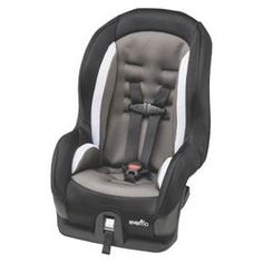 The Evenflo Tribute Sport Convertible Car Seat holds a rear-facing infant from 5 30 lbs. (height: 19 ) and a forward-facing toddler from 22 40 lbs. The Evenflo Tribu. Best Convertible Car Seat, Best Baby Car Seats, Toddler Car Seat, Infant Toddler, Infant Seat, Baby Safety, Child Safety, Baby Gear, Cars