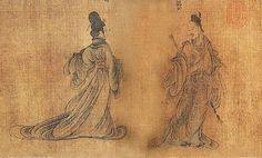 晉代 - 顧愷之 - 列女仁智圖 3 by China Online Museum - Chinese Art Galleries, via Flickr