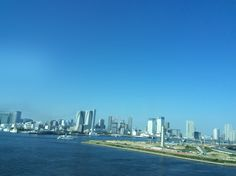 I'm feeling blue with Tokyo