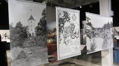 tove och skärgården utställning Tove Jansson, Mount Rushmore, Nature, Naturaleza, Nature Illustration, Off Grid, Natural