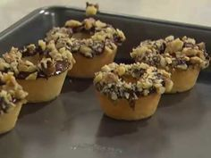 Mini Ice Cream Cookie Cups recipe from Pillsbury.com