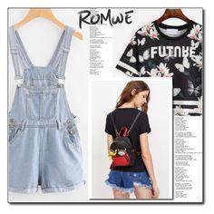 """Romwe 5"" by ruza66-c ❤ liked on Polyvore featuring romwe"