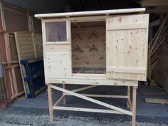 BIRMINGHAM ROLLERS KIT BOX RACING PIGEONS TIPPLERS LOFT WITH NEST BOXS in Pet Supplies, Birds, Other Bird Supplies | eBay!
