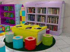 Things to Consider before Making Kids Playground Design Kindergarten Interior, Kindergarten Design, Kindergarten Classroom, Kids Library, Library Design, Design Desk, Daycare Design, School Design, Ecole Design
