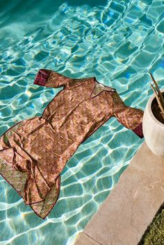 Vacation mode starts now! Just in time for your summer getaway select tunics, robes, pajamas, and kaftans are now up to off. Somerset Collection, Cotton Kaftan, Kaftans, Tunics, Lounge Wear, Mosaic, Pajamas, One Piece, Silhouette