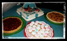 Sweet table for party
