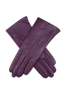 Isabelle Women's Classic Cashmere Lined Hairsheep Leather Gloves