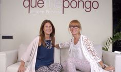 Montse Guals i Elisabet Olivé entrevistadas para Manhattan to Barcelona.