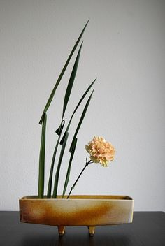 Ikebana 'Re re re recarnation' by Otomodachi