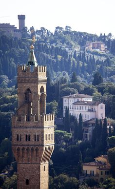 Florence, Italie / Tower of the Palazzo Vecchio 23 Beautiful Photos of Florence, Your Favorite City in the World - Condé Nast Traveler Toscana, Verona, Places To Travel, Places To See, Voyage Florence, Florence Tuscany, Florence Tours, Voyage Europe, Siena