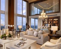 Look through the Interiors by Steven G. showroom package options in our transitional Las Olas River House design portfolio.