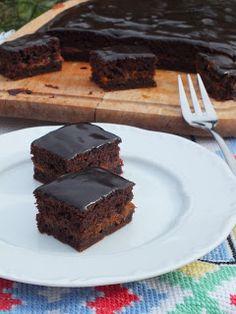 Ízőrző: Lekváros-kakaós kevert sütemény Cake Cookies, Recipes, Sweet Dreams, Food, Bakken, Recipies, Essen, Meals, Ripped Recipes
