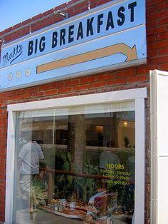 Matt's Big Breakfast | Long wait, but delicious breakfast at this little spot in downtown Phoenix