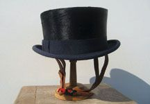 New safety top hat launched for dressage riders