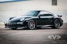 Click on the above link to see a complete gallery of a Porshe 911 Turbo tuned by EVOMS rolling on a set of ADV.1 wheels!