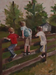 My Three Sons- Jenny Westenhofer