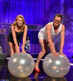 Kylie Minogue 16th May 2014