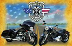 Harleys for Heroes is now open for entry! One winner will get 2 HD bikes and year's worth of gas, with all proceeds going to benefit injured veterans through the Healing Heroes Network.