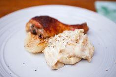 Purê de batata com cebola caramelizada | Panelinha - Receitas que funcionam