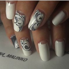 "1,413 Likes, 6 Comments - Маникюр / Ногти / Nail (@nails_masters) on Instagram: ""Мастер ➡️ @anna_malinko  г.Борисов  _________________________  #ногти #наращиваниеногтей…"""
