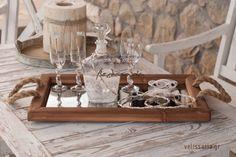 Χειροποίητα στέφανα γάμου velissaria.gr Tray, Wedding, Home Decor, Valentines Day Weddings, Decoration Home, Room Decor, Trays, Weddings, Home Interior Design