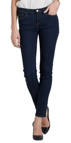 Joie Mid Rise Skinny