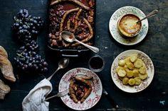 Recipe Mimi Thorisson via The Anthology Small interior Bordeaux