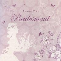 Enchanted Days Bridesmaid Thank You Card | The Bridal Gift Box | Wedding & Bridal Gifts