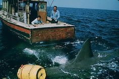 From the Jaws concept and production archives