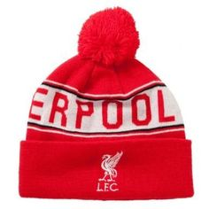 Liverpool FC Bobble Ski Hat by Liverpool F.C.. $15.98. This official Liverpool FC bobble hat is fully embroided on the front with the club crest and is ideal for all Reds fans. 100% acrylic