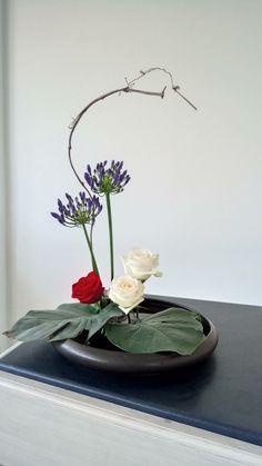 Frei nach Ikebana