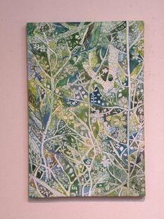 2012 Garelly Miyashita pintura Fresco