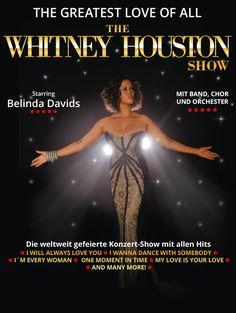 The Whitney Houston Show - Tickets unter www.semmel.de