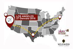 VELENOSI Vini vola a LOS ANGELES con SLOW WINE.  Mercoledì 27 Gennaio ci sarà la seconda tappa del tour di degustazione organizzato da Slow Wine.   Vi aspettiamo a Los Angeles per farvi gustare i nostri vini migliori!  -  VELENOSI Vini goes to LOS ANGELES with SLOW WINE.  Wednesday 27th January we will be at the second date of the tasting tour organised by Slow Wine.  Join us in Los Angeles to taste our best wines!  #WorldWine #vinipiceni #Slowine #VelenosiVini #VelenosiTour