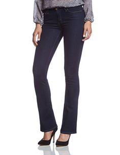 Levis Jeans, Amazon Fr, Pants, Women, Fashion, Cut Jeans, Women's Bootcut Jeans, Outfit, Blue