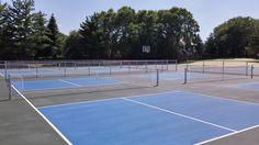 New Permanent Pickleball Courts in Eden Prairie | Southwest Metro ...
