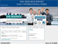 Profitable Daily/Weekly FOREX and I-FOREX Signals for Traders by EPIC RESEARCH Epic Research provides ultimate FOREX signals for their clients to produce amazingly accurate results. Our research team prepare such I-FOREX Signals live charts and track-sheets of the past performance consulting which traders can generate maximum profit from the market place.