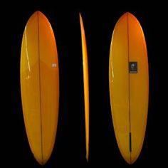 "Christenson Surfboards   7'0"" Single Fin"