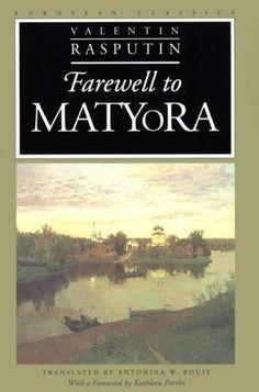 "Let's read: Rasputin, Valentin ""Farewell to Matyora"" Haunting Stories, Russian Literature, Rasputin, I Love Reading, Inevitable, Great Books, Author, Let It Be, Classic"