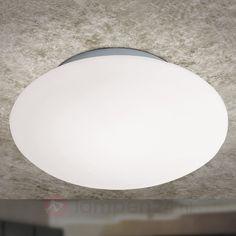 Glazen plafondlamp OPAL in 4 maten veilig & makkelijk online bestellen op lampen24.nl