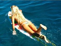 I'm going to learn how to surf. Its a Goal ! Pink Summer, Summer Beach, Summer Time, Summer Sun, Summer 2014, Hanalei Reponty, Blue Crush, Weight Loss Inspiration, Fitness Inspiration