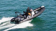 Buy BRIG Navigator Inflatable boat RIB at online store Rigid Inflatable Boat, Inflatable Paddle Board, Boat Tubes, Rib Boat, Rescue Vehicles, Boat Projects, Royal Marines, Speed Boats, Water Crafts